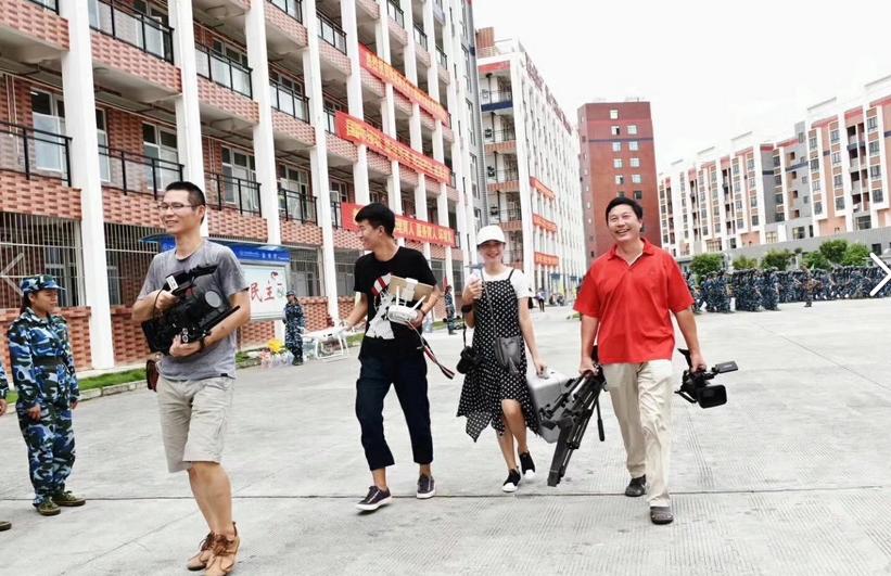 CCTV专访培贤学院