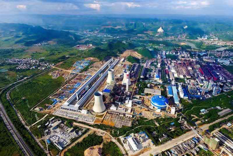 2位于平果县的华磊新材料有限公司轻合金材料项目。.jpg