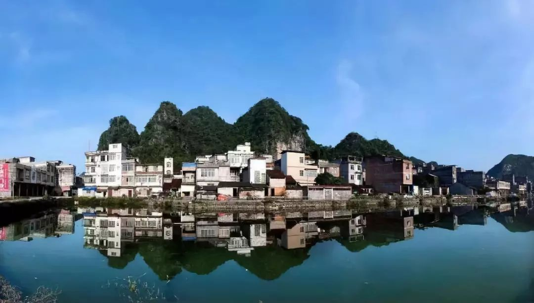 那是我的快乐老家兴宁街,是八峰山下的水上家园!.jpeg